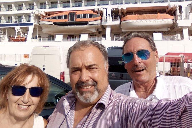 ItalyBesTours from the main Mediterranean Cruise Ports