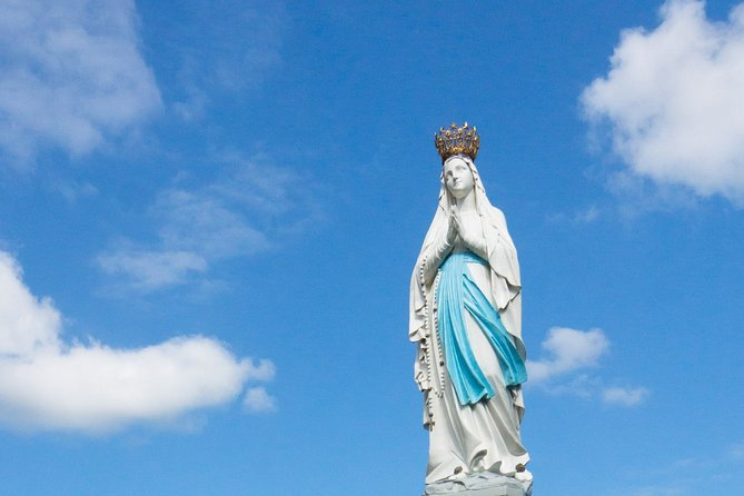If Our Lady of Lourdes was told to me ... guided tour for your tribe!