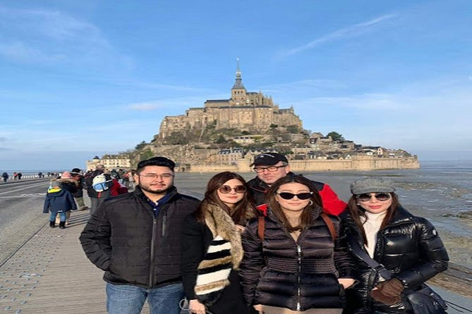 Private Tour: Full Day Tour of Mont Saint-Michel from Cherbourg