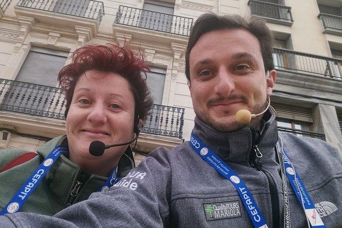 Virtual guided tour Valencia