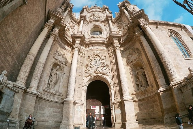 Virtual guided tour Valencia
