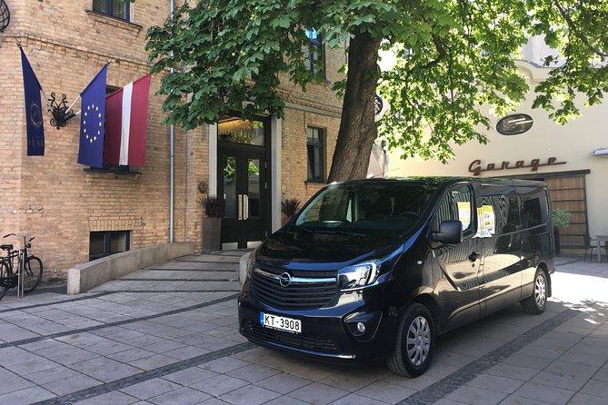 Private Minibus Departure Transfer to Riga Airport