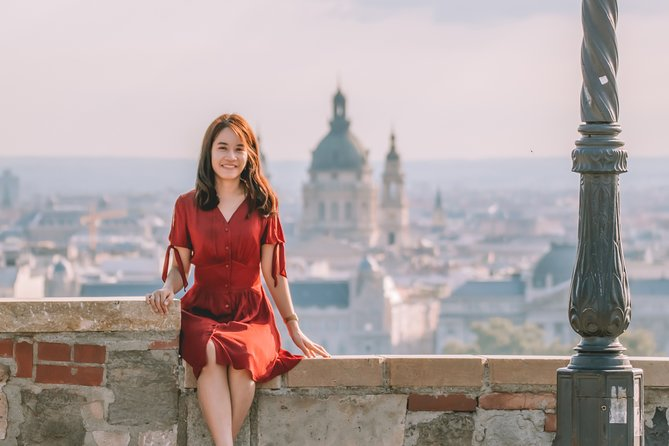 Budapest Photo Session - Castle District photo 1