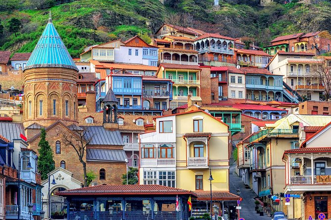 Tbilisi walking tour. Discover the capital with us