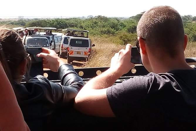 Mombasa Full day Safari to Tsavo Park
