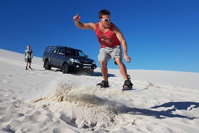 Ultimate 4x4 Sandboarding