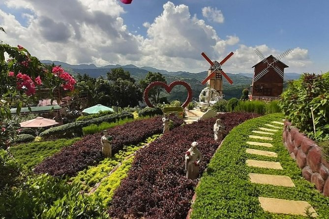 Cebu City Mountain Tour - 10in1 Destinations (Day Tour)