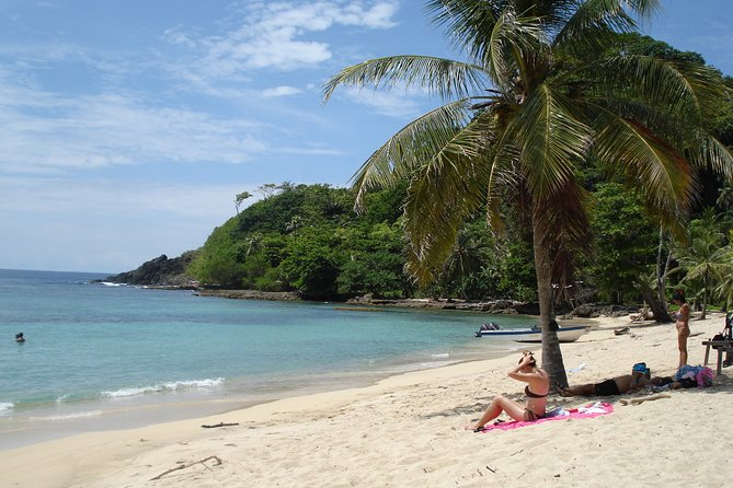 Tayrona Park- Reef Sector
