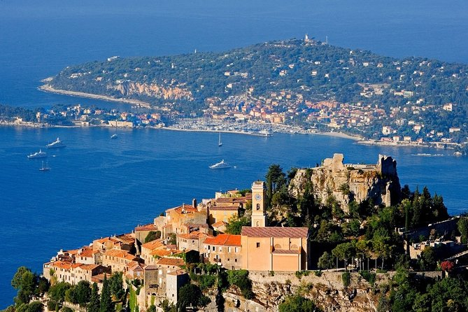 Five jewels of The French Riviera in eight hours