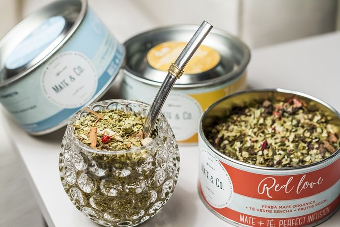 Yerba Mate Experience with snacks