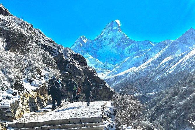 Everest Base Camp & Gokyo Ri Trek