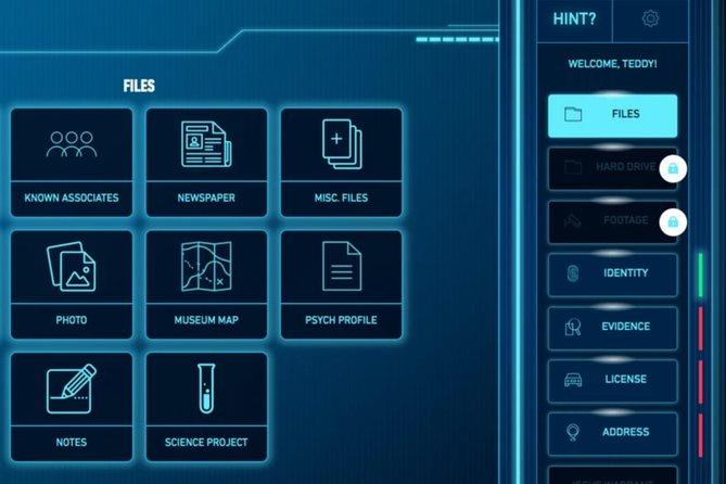 Virtual Escape Game TEG Unlocked