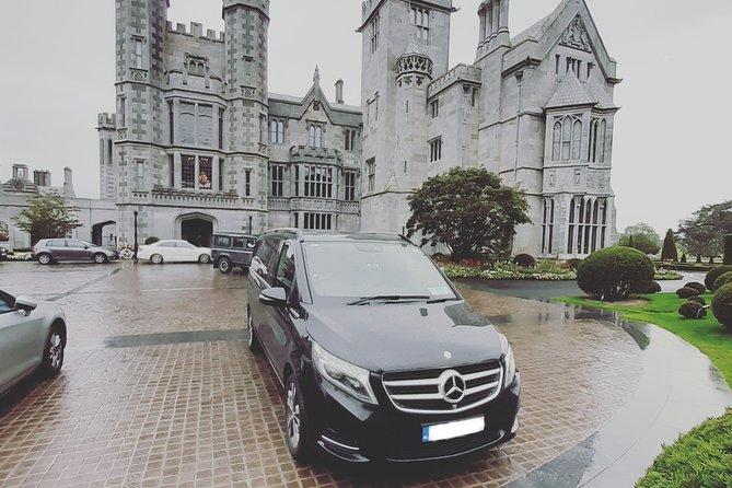 Adare Manor To Dublin Airport Or Dublin City Private Chauffeur Transfer