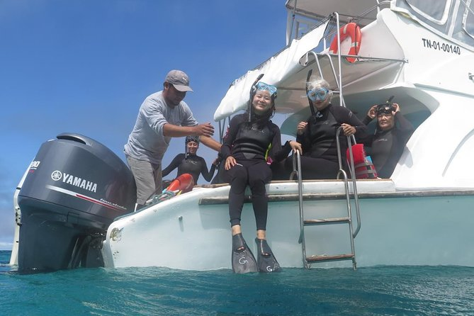 4 Days Galapagos Extreme