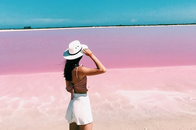 Discover the FABULOUS PINK WATERS in the Caribean (Las Coloradas+Río Lagartos)