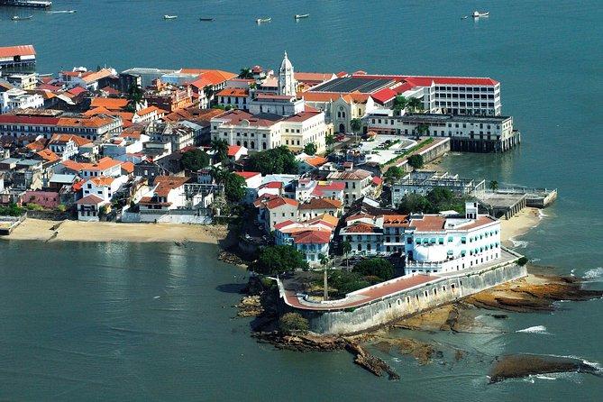 Panama City Half Day Tour By Minivan