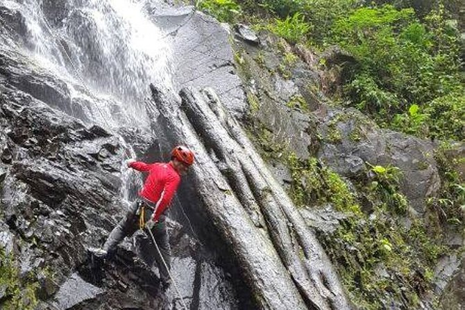 Half Day Hiking and Rappeling Experience at Anton Valley