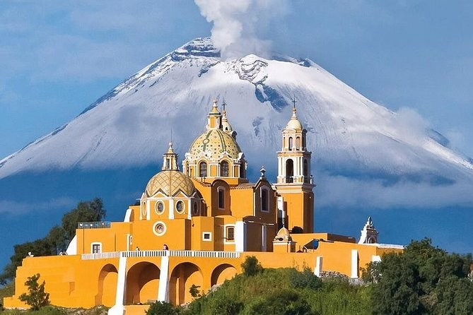 Puebla and Cholula tour