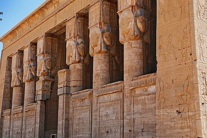 Day Tour to Dendara Temple from Luxor by car