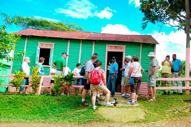 Half-Day Tour: Dominican Discovery Of a Culture