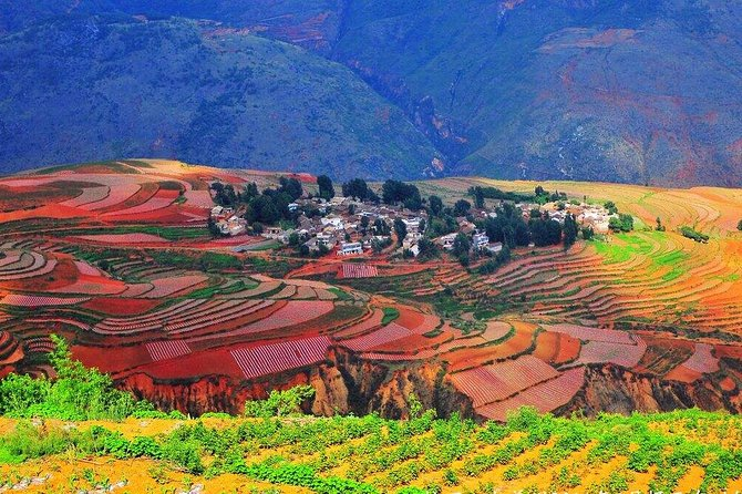 2-Day Kunming Private Tour: Stone Forest and Dongchuan Red Land