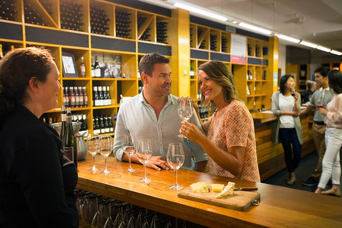 Yarra Valley Premium Tour inc Lunch and Cheese and Wine Pairing at De Bortoli