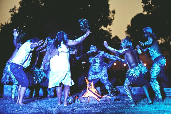 Aboriginal Live Theatre Show and Dinner