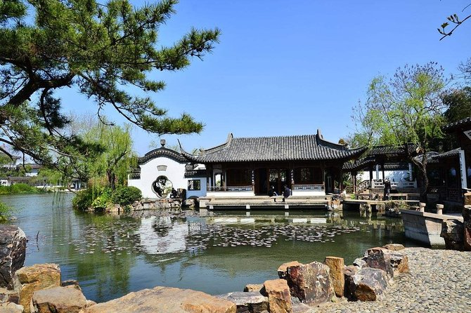 Private Amazing Yangzhou City Day Tour in Your Way