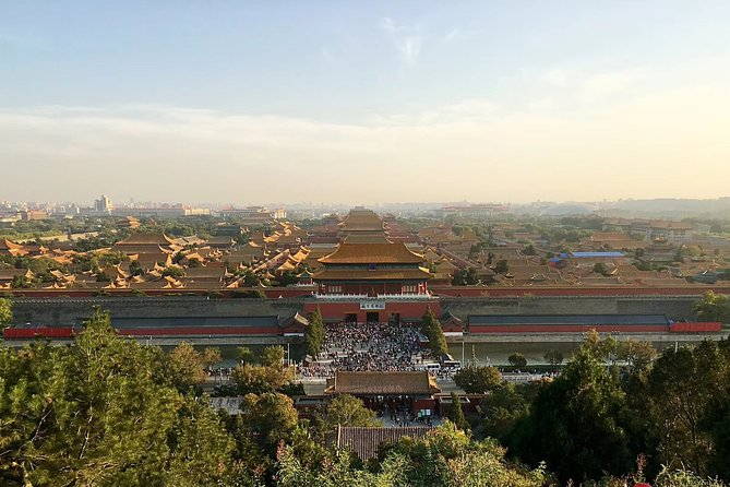 Beijing Private Layover Tour of Summer Palace, Hutong with Airport Pickup