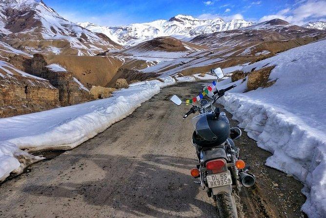 10-Day Spiti Valley Bike Tour
