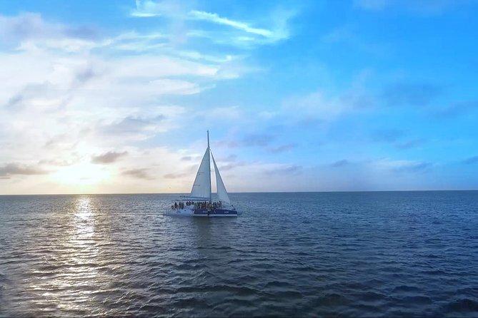 Half-Day in a Private Catamaran in Aruba