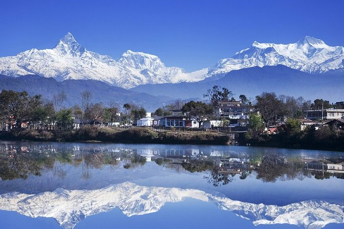 Full day Private Sightseeing Tour Of Pokhara with Sunrise in Sarangkot
