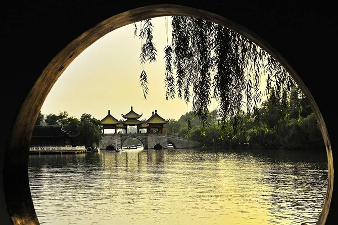 Independent Tour to Yangzhou from Nanjing