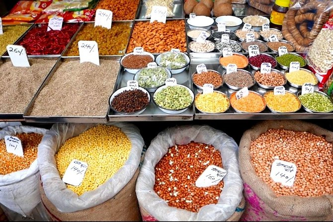 Private Walking Tour of Delhi Markets and Food Streets