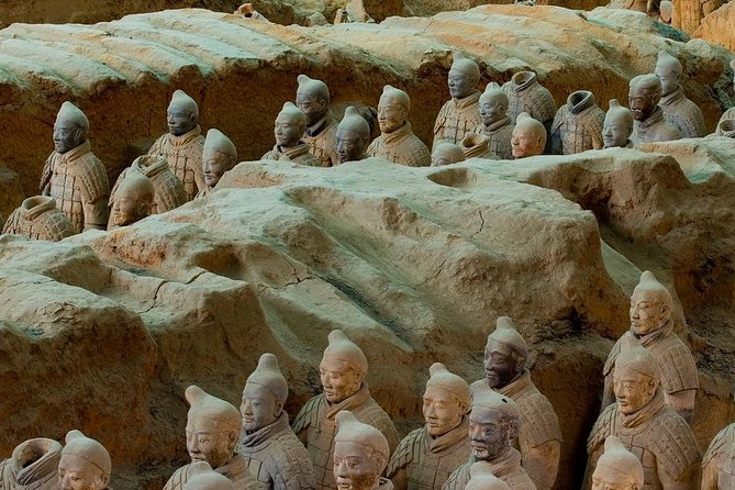 Bullet Train 2-day Tour from Beijing to Xi'an Terracotta Warriors & City Wall