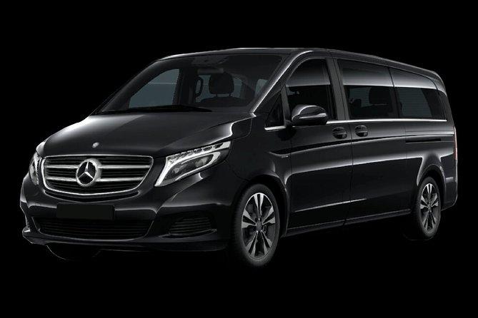 Almaty Airport Transfer Mercedes V-Class