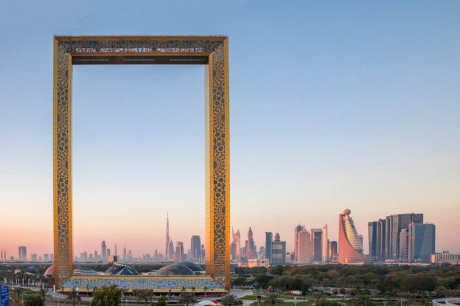 Private Transfer from Dubai Hotel to Dubai Frame/Dolphinarium