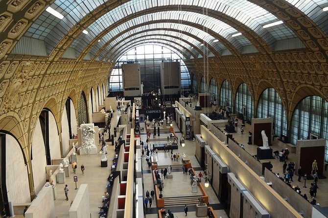 Private Tour of D'Orsay Museum