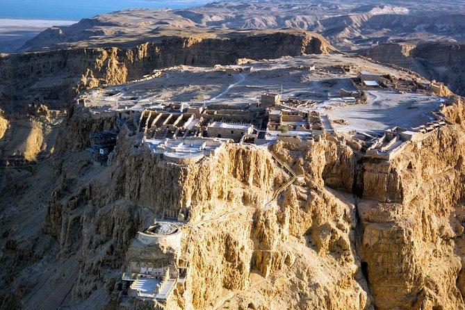 AmazingJerusalem - Virtual Tour of Masada and the Dead Sea