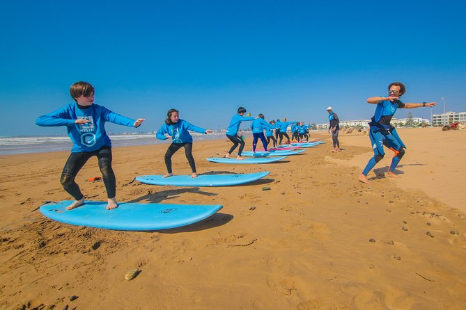 Surfing Lessons in Essaouira