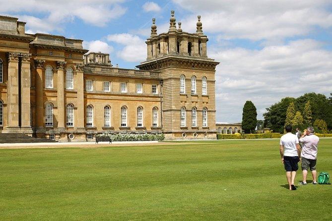 Blenheim Palace Tour From Oxford With Oxford University Alumni (Half Day)