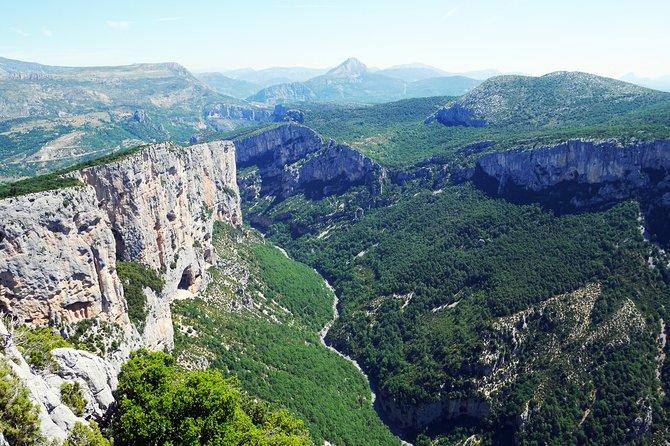 VISTA PANORÁMICA Gorges du Verdon