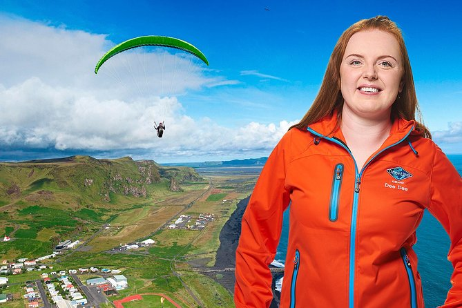 South Iceland Day Trip with Tandem Paragliding from Reykjavik