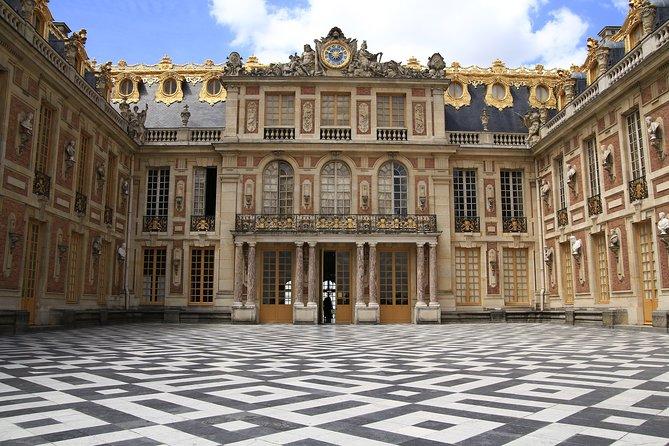 Private tour of Versailles