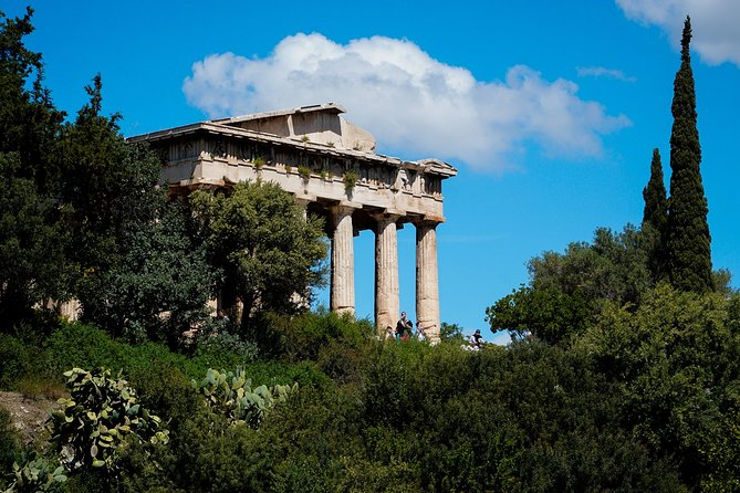 Self-guided Virtual Tour of Ancient Agora: The Highlights