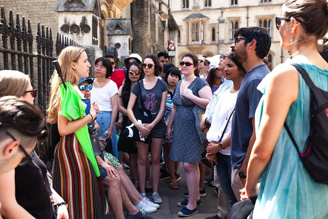 Cambridge University Group Tour With University Alumni Guide
