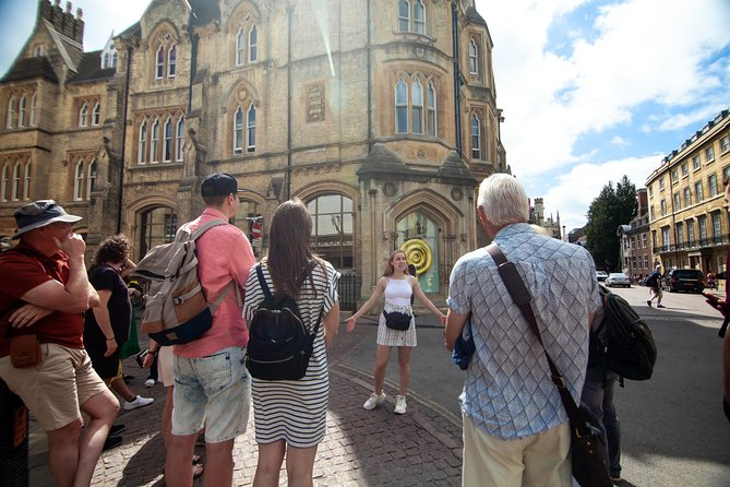 Private 2-Hour Cambridge Walking Tour With University Alumni Guide