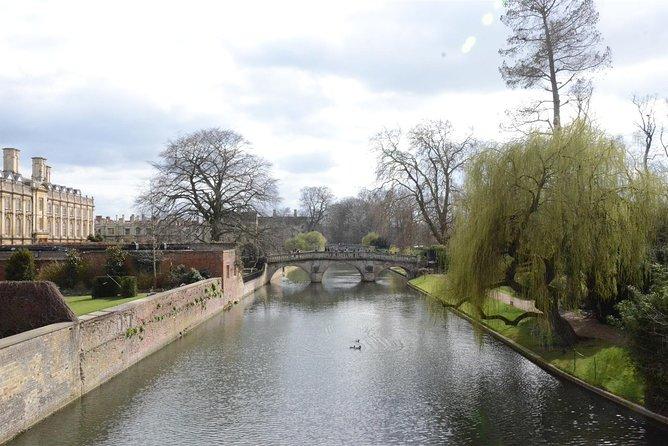Private 2-Hour Cambridge Walking Tour With University Alumni Guide