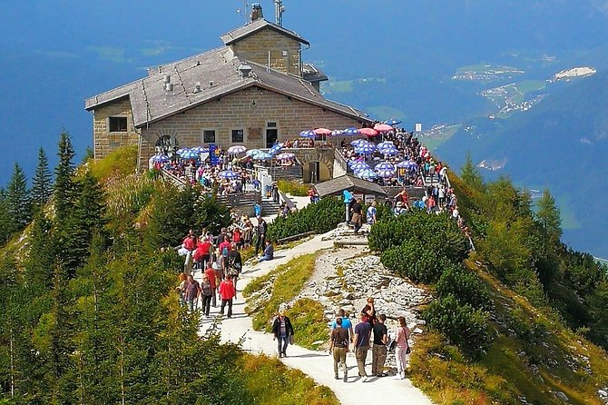 Private Bavarian half day tour from Salzburg - the Eagle's Nest