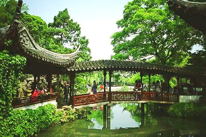 Suzhou Private Customized Day Tour from Wuxi by Bullet Train